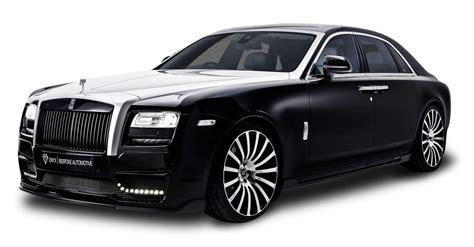 Rolls Royce Ghost Black Car PNG Image - PurePNG | Free ...