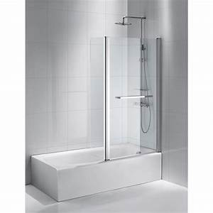Leroy Merlin Baignoire Balneo : baignoire douche 2 en 1 ~ Melissatoandfro.com Idées de Décoration