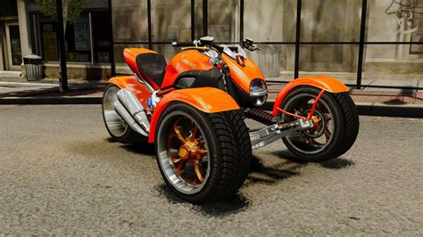 Ducati Diavel Reversetrike For Gta 4