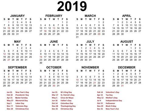 calendar holiday calendar printable