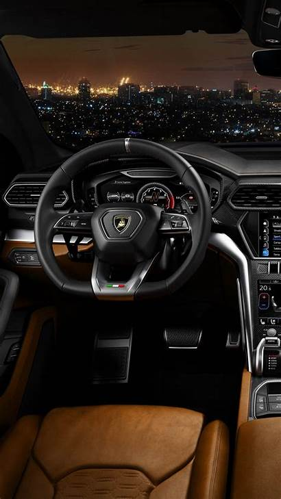 Lamborghini Urus Interior Cars 8k Wallpapers Iphone