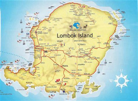 world tourism places lombok island