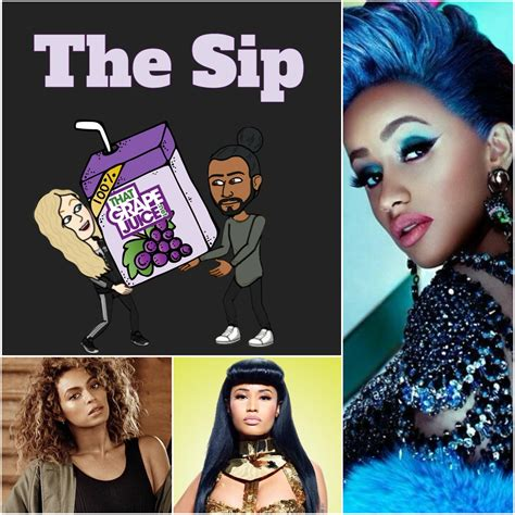 Listen: The Sip - Episode 3 (ft. Cardi B, Nicki Minaj ...