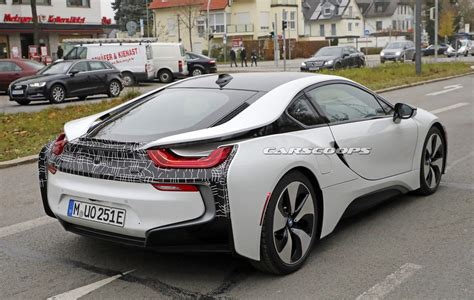 Spy Shooters Snap What Could Be The Bmw I8 S Coupe