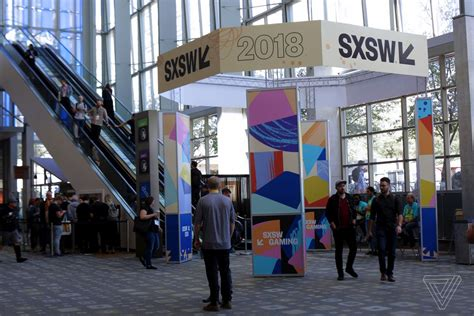 Sxsw 2018 News, Films, Panels, And Activations From Austin, Texas' Multimedia Festival  The Verge