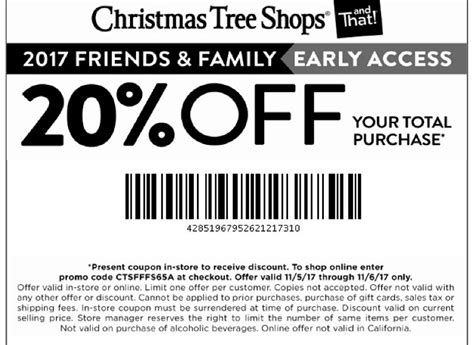 christmas tree company coupon code tree shops coupons in store printable coupons 2018