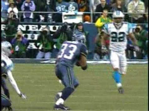 panthers  seahawks highlights nfc championship game