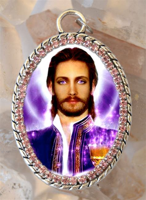 saint germain  ascended master   violet flame
