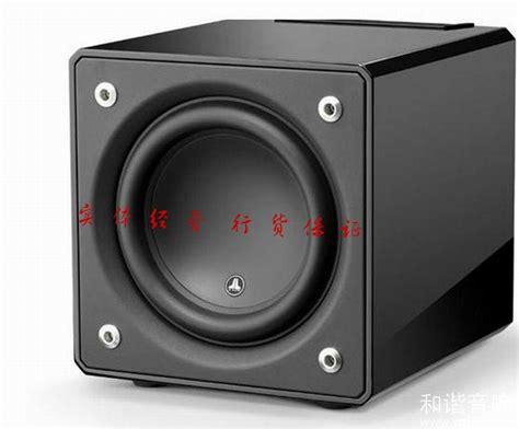 美国 JL Audio/捷力 E112 超重低音 低音炮