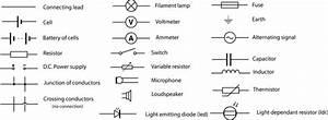 Circuit Symbols For A