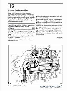 Download Perkins 4016e61trs Engine Workshop Manual Pdf