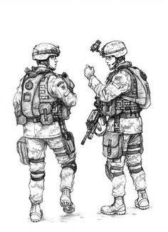Army Soldier Drawing   c r e a t i v e a r t in 2019   Soldier drawing, Army soldier, Soldier tattoo