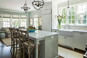 home paint color ideas with pictures home bunch interior With kitchen colors with white cabinets with crescent moon wall art