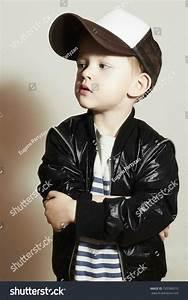 Fashionable Little Boy.Hip-Hop Style. Fashion Children ...