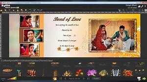 album xpress album design software ax 50 youtube With wedding photography software