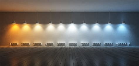 LED Color Temperature Chart With Real World Examples