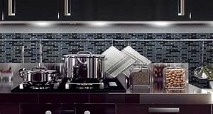 Carrelage Mural Adhésif Cuisine : carrelage adh sif les nouveaut s smart tiles deco cool ~ Dailycaller-alerts.com Idées de Décoration