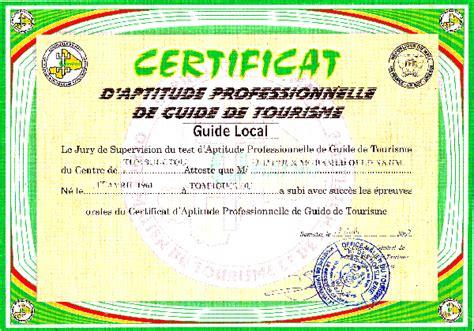 chambres hotel certificat d 39 aptitude professionelle