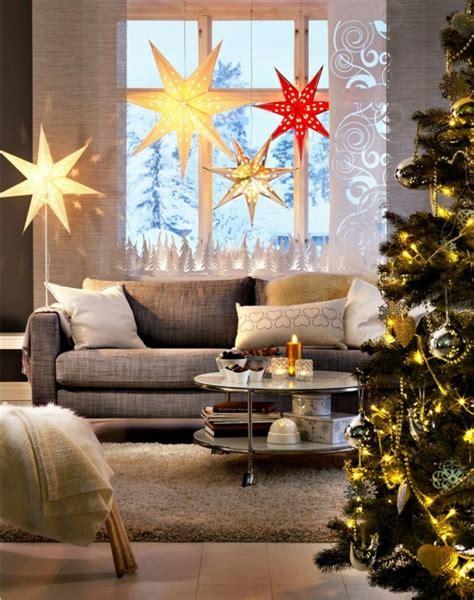 weihnachtsdeko fenster weihnachtsdeko fenster 30 hervorragende fensterdeko