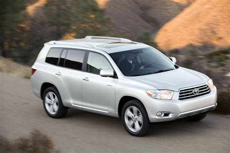2010 Toyota Highlander Special Edition Pricing Announced