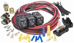 Painless Wiring 30117 Dual Activation Fan Relay