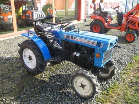 siege micro tracteur micro tracteur iseki tx2140 d 39 occasion à lanvollon