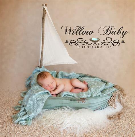 newborn sailing photo newborn baby  boat www