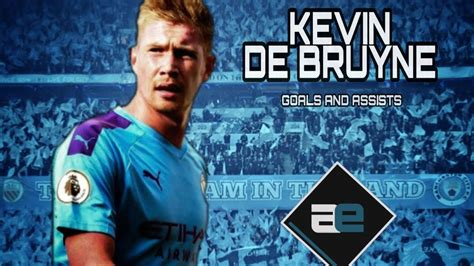 Kevin de Bruyne || Goals and Assists 2019/20 || - YouTube