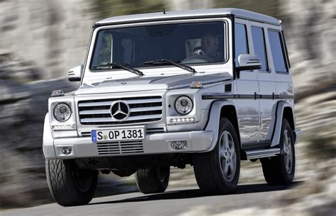2013 Mercedesbenz Gclass Suv Revealed With Amg Models