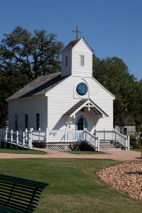chapel  henkel square   top texas