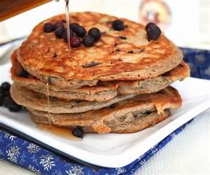 Gesundes Frühstück Rezept : blueberry buckwheat pancakes healthy breakfast for kids ~ Watch28wear.com Haus und Dekorationen
