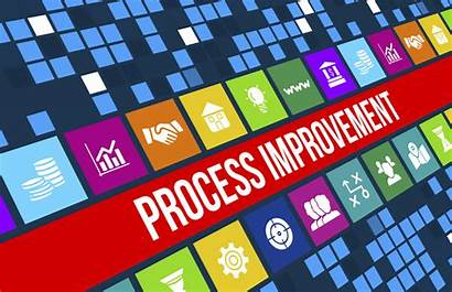 Process Improvement Graphic Motivate Employees