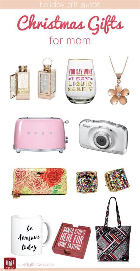christmas holiday gift guide for mom vivid s