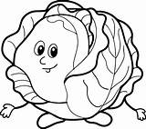 Coloring Pages Vegetable Clipartmag sketch template