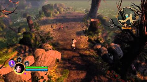 siege v駘o dungeon siege 3 gameplay xbox 360