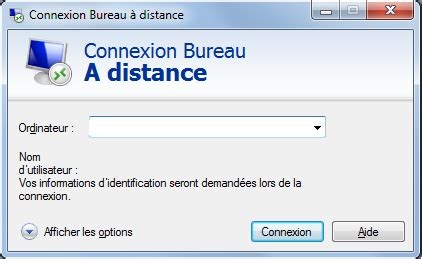 connection bureau à distance windows 7 module 2 le système d 39 exploitation windows 7 les