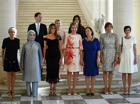 Melania Trump: Did First Lady convey THIS message with her French visit wardrobe? | Express.co.uk
