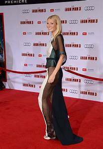 Gwyneth Paltrow at Iron Man 3 LA Premiere | Pictures ...