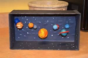 Solar System diorama- I'm thinking of having my kids do an ...