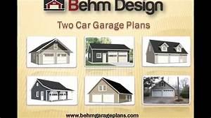Garage Größe Für 2 Autos : how can we get 2 car garage plans youtube ~ Jslefanu.com Haus und Dekorationen