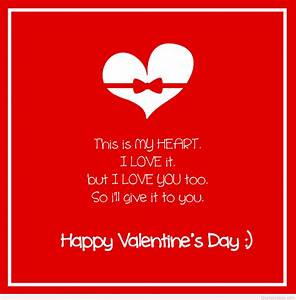 Happy Valentines Day Cards For Friends - Valentine's Day ...