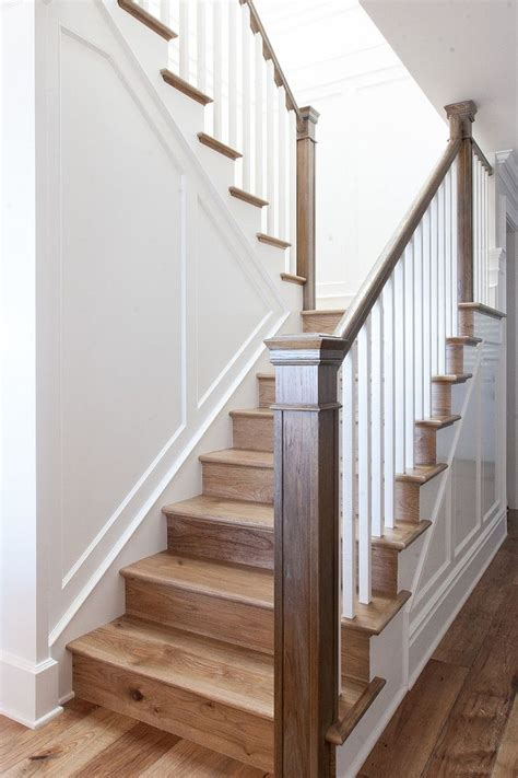 rincon classic  fleming distinctive homes interior wood stairs wooden stairs house stairs