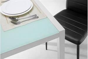 Table Et Chaise Camping : ensemble table et 6 chaises blanches camping table pas cher ~ Nature-et-papiers.com Idées de Décoration