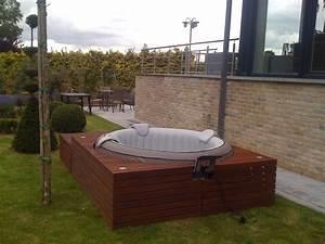 Spa Bois Exterieur : habillage bois spa gonflable vt14 jornalagora ~ Premium-room.com Idées de Décoration