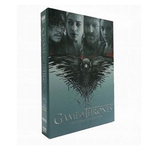 game  thrones season  dvd box set