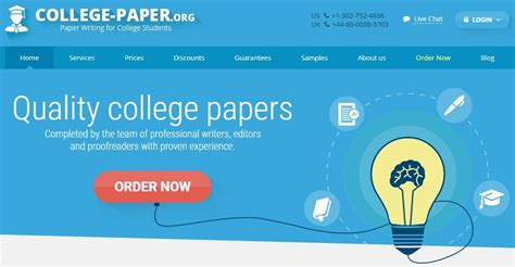 Paper Writing Service College by College Paper Org Review College Paper Writing Service