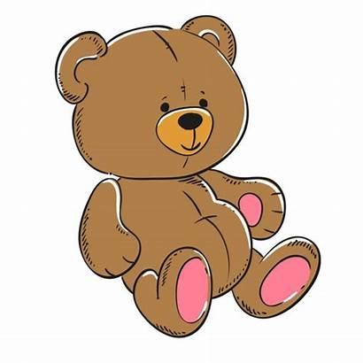 Clipart Depositphotos Stofftier Teddybaer Bear Teddy Soft