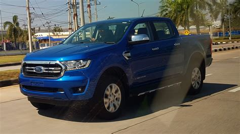 News  2018 Ford Ranger Spotted Out & About