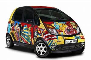 La Voiture La Moins Chère Au Monde : tata nano la voiture la moins ch re du mondecaminonomada blog de voyage ~ Gottalentnigeria.com Avis de Voitures