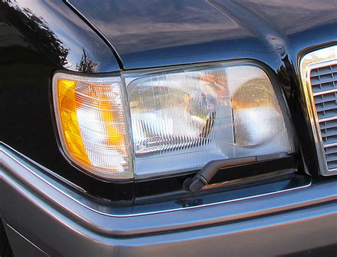 modern headlights for classic cars 1994 1995 e320 cabriolet headlight assembly classic cars today
